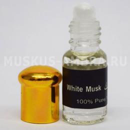Белый мускус купить натуральное парфюмерное масло